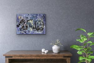 Let it be Energy Healing Painting