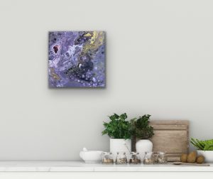 Here and Now Energie Healing Painting