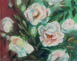 Roses Oil Painting online